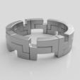 Impresiones 3D gratis TETRing, albertkarlen