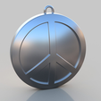 Télécharger plan imprimante 3D gatuit Porte-clés Combi VW, albertkarlen