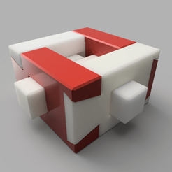 Puzzle_6.1.png Download free STL file Puzzle N°6 • Model to 3D print, albertkarlen