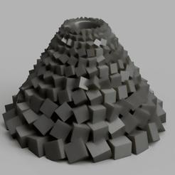 boulement_1.png Télécharger fichier STL gratuit éboulement • Design à imprimer en 3D, albertkarlen
