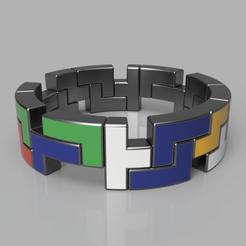TETRing3.png Download free STL file TETRing • 3D printing object, albertkarlen