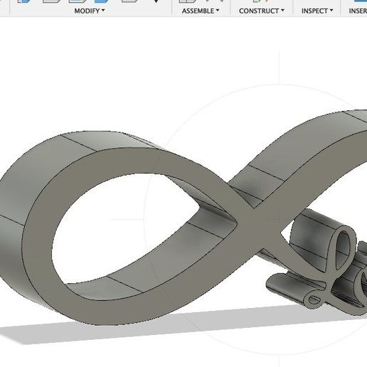 infinite_love_3d.jpg Download free STL file Infinite Love • 3D print model, funkTLS