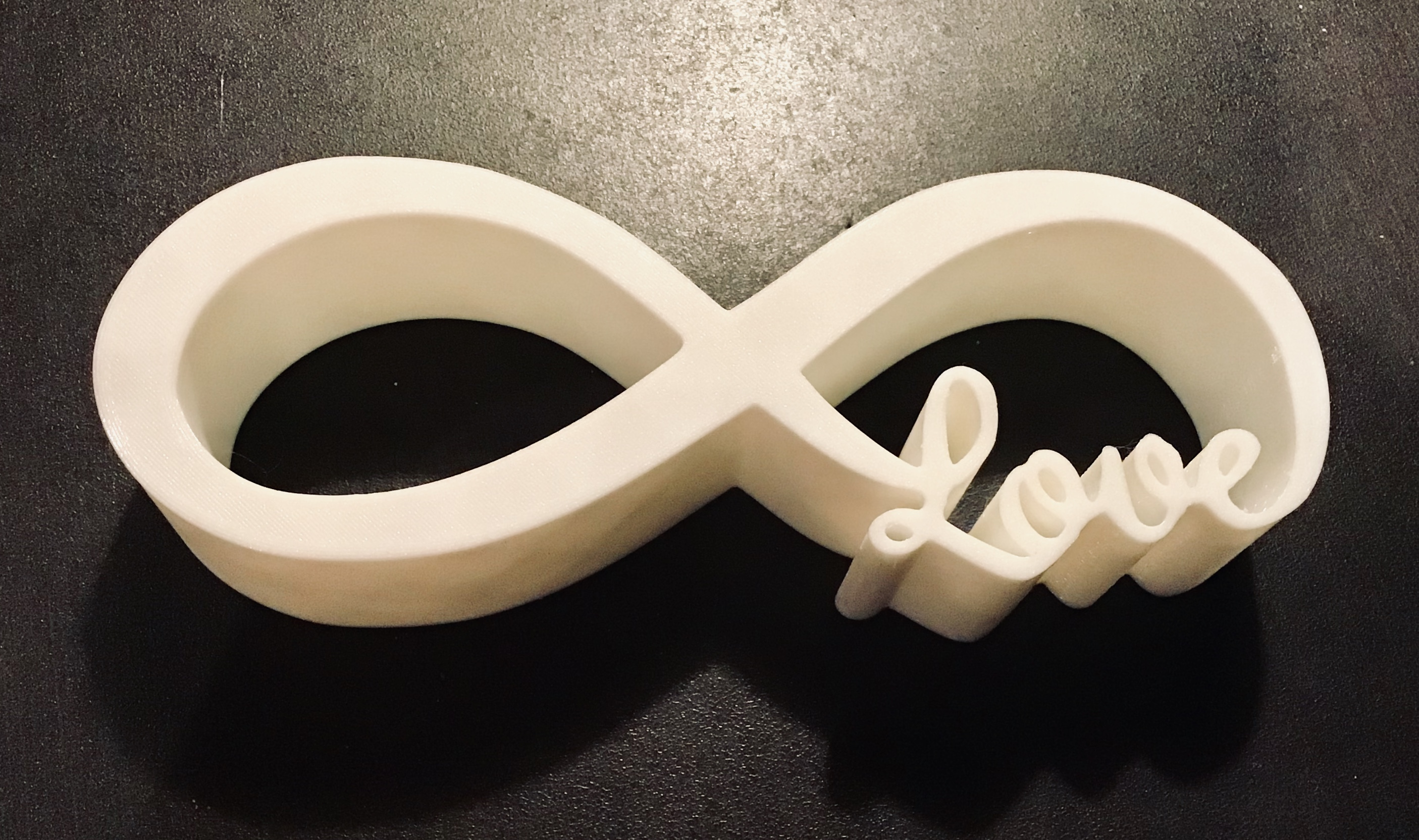 infinite_love_make.jpg Download free STL file Infinite Love • 3D print model, funkTLS