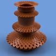 floreroexclusivo.PNG Télécharger fichier STL gratuit vase • Objet à imprimer en 3D, edwartvisual