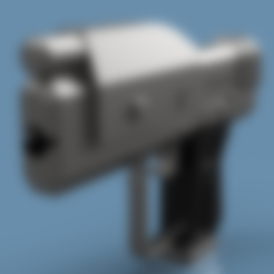 Download free STL file M6g Semi-Automatic Gun • Template to 3D print, edwartvisual
