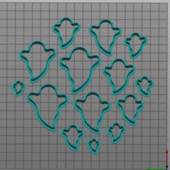 Screen Shot 2020-10-07 at 7.09.06 PM.png Download STL file Ghost cutter set • 3D printer object, horsebytes