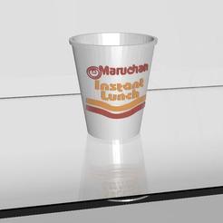 WhatsApp Image 2020-11-07 at 21.31.57.jpeg Télécharger fichier STL Maruchan Vaso • Plan pour impression 3D, Phlegyas