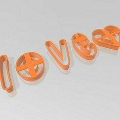 2.jpg Download STL file Valentine's Day Cutter February 14th • 3D printer design, Phlegyas