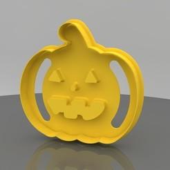 cortador calabazaM.jpg Download STL file Pumpkin Biscuit Cutter • 3D printable object, Phlegyas