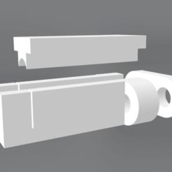 Screen Shot 2020-05-14 at 6.49.38 PM.png Télécharger fichier STL MMU2 PTFE 19MM Cutter • Plan à imprimer en 3D, norcults