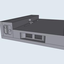 IMG_0001.png Télécharger fichier STL Station d'accueil magnétique horizontale pour Nintendo Switch • Modèle pour impression 3D, norcults