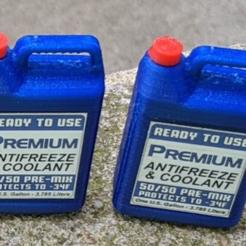 Descargar archivos STL gratis 1/6 de la jarra de refrigerante de 1 galón de Hasbro Willy, stomperxj