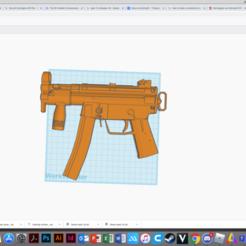 Schermafbeelding 2020-06-05 om 12.04.36.png Télécharger fichier STL mp5k • Objet pour imprimante 3D, blackbullet