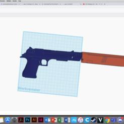 Schermafbeelding 2020-06-06 om 15.24.02.png Télécharger fichier STL aigle du désert l5 supressor • Modèle pour impression 3D, blackbullet
