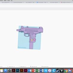 Schermafbeelding 2020-06-05 om 12.25.51.png Télécharger fichier STL fun uzi • Modèle pour imprimante 3D, blackbullet