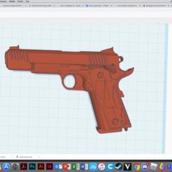 Schermafbeelding 2020-06-05 om 11.58.12.png Télécharger fichier STL m45a1 • Plan pour impression 3D, blackbullet