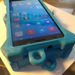 IMG-20200608-WA0006.jpg Download GCODE file HUAWEY SMARTPHONE CASE Y6 II. PORTABLE BATTERY CASE. • Design to 3D print, AlexVG