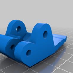 Download free 3D printing files Trianglelab QR Extruder Clamp, ksuszka