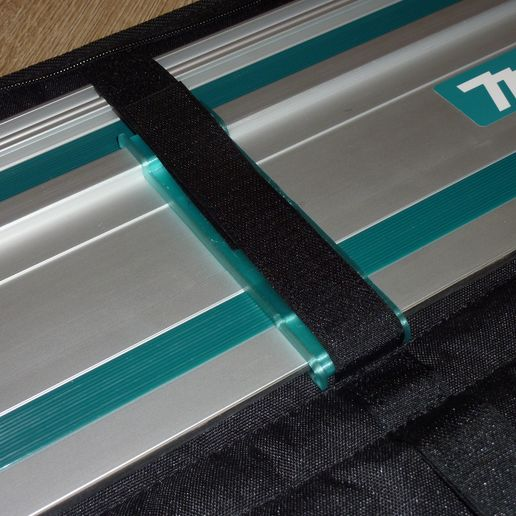 P1220449.JPG Télécharger fichier STL gratuit Couverture de protection contre les éclats de rail du guide Makita • Design pour imprimante 3D, ksuszka