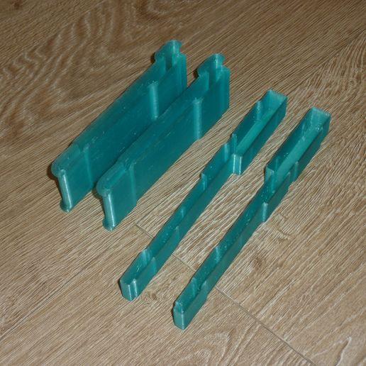 P1220451.JPG Télécharger fichier STL gratuit Couverture de protection contre les éclats de rail du guide Makita • Design pour imprimante 3D, ksuszka
