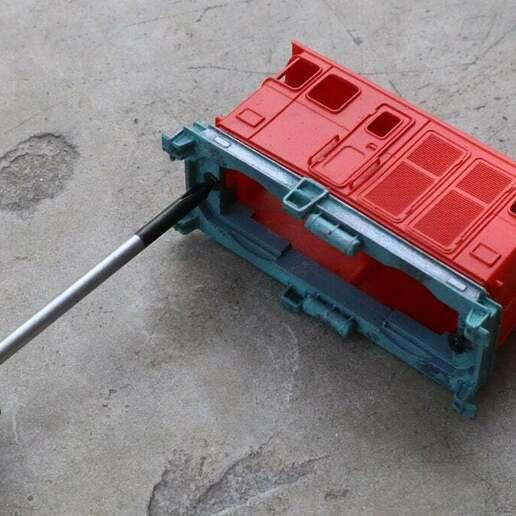 IMG_7987.JPG Télécharger fichier STL gratuit H0e Locomotive LSM 03 / Kato 11-105 11-106 11-107 N>H0e • Design imprimable en 3D, makobe