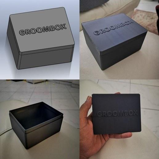 Download free STL GroomBox, montuparmar1