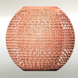 1.PNG Download free STL file Voronoi Lamp Shade • 3D printer template, montuparmar1