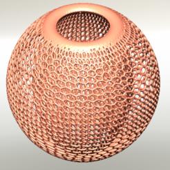 2.PNG Download free STL file Voronoi Lamp Shade • 3D printer template, montuparmar1