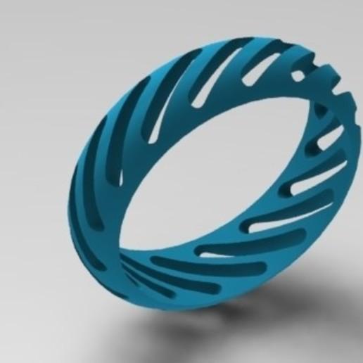 Download free STL files Designer Bracelet For Girls, montuparmar1