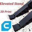 Télécharger fichier imprimante 3D gratuit Support pour ordinateur portable moins cher, montuparmar1