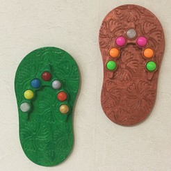 Download free 3D printer designs We call them Jandals, cmtm