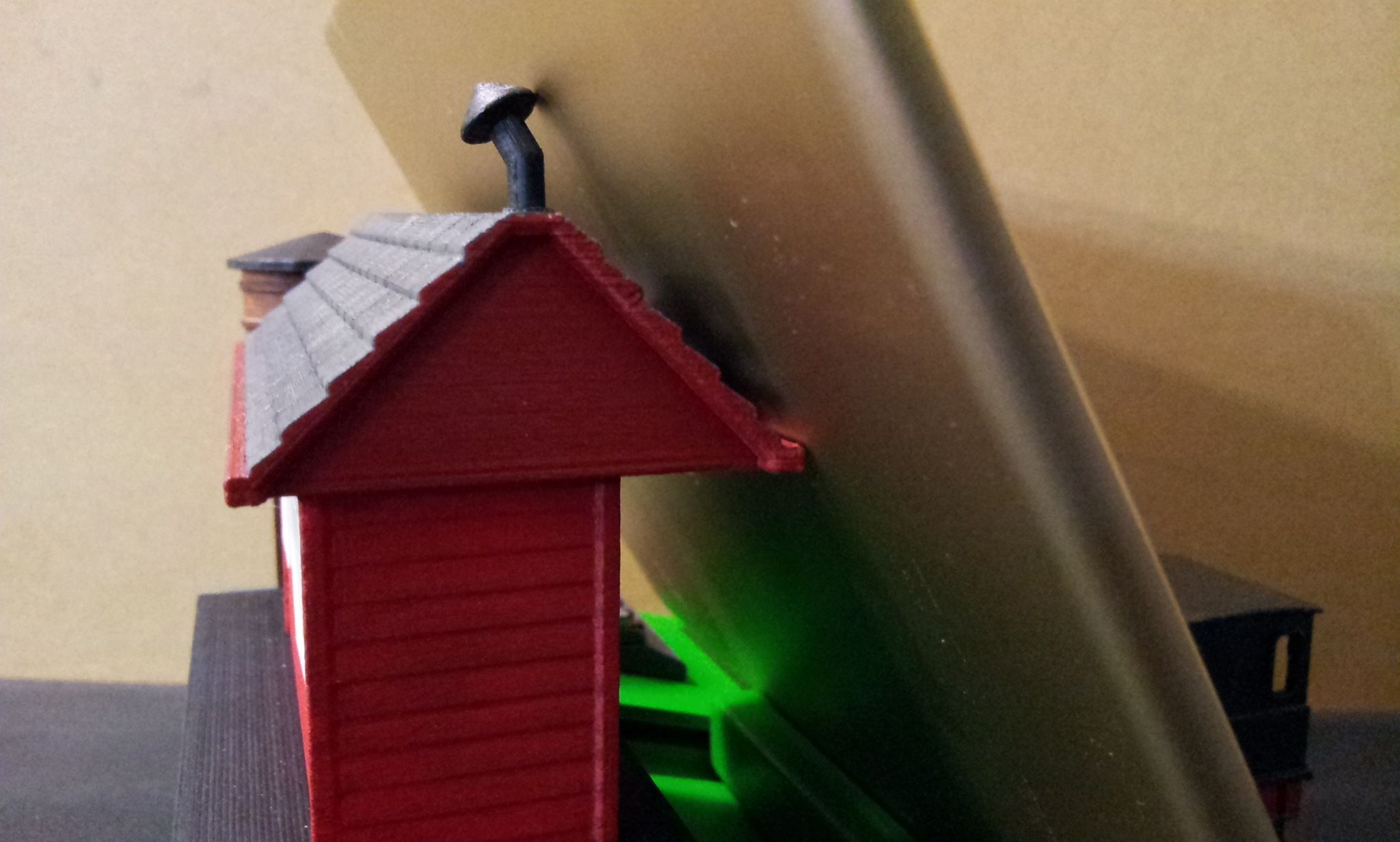 20150502_164210.jpg Download free STL file IPAD STAND (STEAM ENGINE) • 3D printing object, cmtm