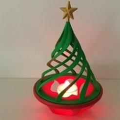 Descargar modelo 3D gratis Árbol de Navidad 2016, cmtm
