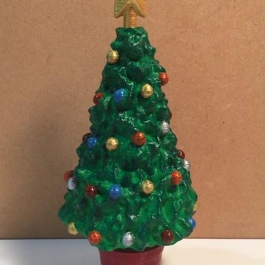 FullSizeRender_24.jpg Download free STL file Xmas tree with Angel or Star • 3D printing design, cmtm