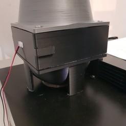 Télécharger fichier impression 3D gratuit Sortie de l'enceinte de ventilation V2 (Multi Tools) (en particulier Prusa MMU2S), imho3D