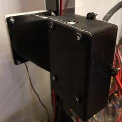 20190727_230648.jpg Download free STL file Cooling card EINSY Prusa MK3S for enclosure V1 + V2 • 3D printer template, imho3D