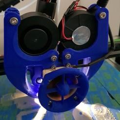 Télécharger fichier 3D gratuit Flux d'air d'Azzinoth (Tevo, CR10...) par Imho3D, imho3D