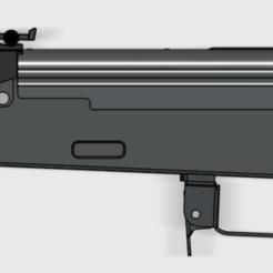 Descargar modelo 3D AK105 Basic (AEG) KITS COMPLETOS (airsoft), rownchen0101