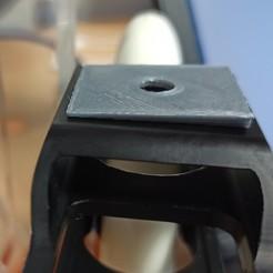 Télécharger fichier STL gratuit cale pour platine roller • Plan pour impression 3D, dclems000