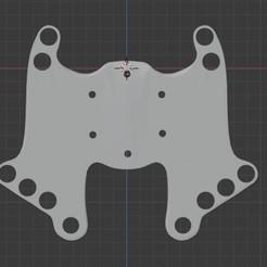 Botonera Logitech.jpg Download STL file Logitech G27 Steering Wheel Buttons • Model to 3D print, brignolodante