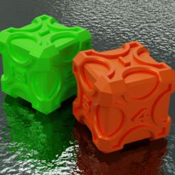 Die_Screenshot.png Download free STL file A Different Die • 3D printing model, EarlCropp