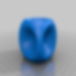 Download free 3D printing designs Smooth Cube, EarlCropp