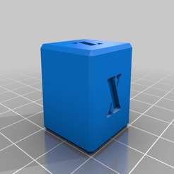 Download free 3D model Another Calibration Cube, EarlCropp
