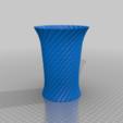 Download free STL file Vase Mode Vase, EarlCropp