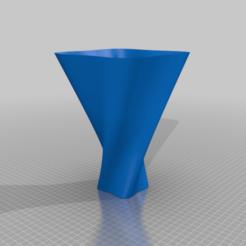 Descargar Modelos 3D para imprimir gratis Jarrón retorcido, EarlCropp