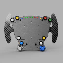 b6c28c88-04be-4511-b7cc-d1e68eb78584.PNG Download STL file Ferrari 488 Challenge Button Plate • Model to 3D print, R_Racing