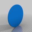 Porte_crayon_tux_V2-Socle.png Download free STL file Tux pen holder - pencil case - trash bin • Template to 3D print, Lyryln