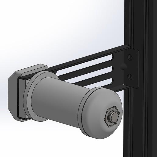 Télécharger fichier STL gratuit Porte-bobine Ender 5 • Plan pour imprimante 3D, Lyryln