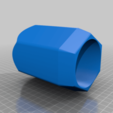 Corps_114mm.png Download free STL file Big pen box • 3D print template, Lyryln