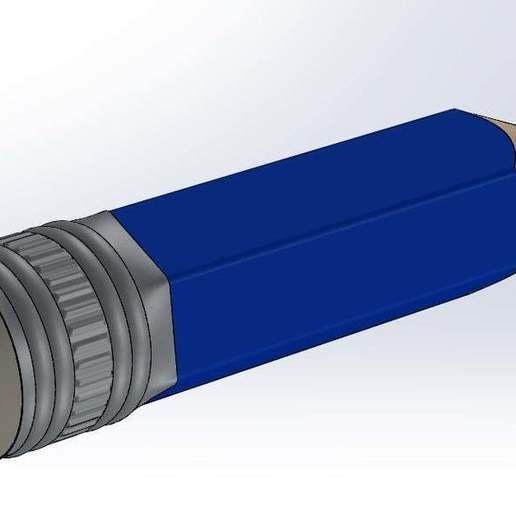 1.jpg Download free STL file Big pen box • 3D print template, Lyryln
